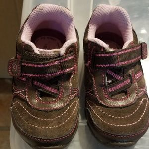 Toddler girl stride rite shoes